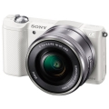 Sony Alpha A5000 Kit 16-50 White Sony