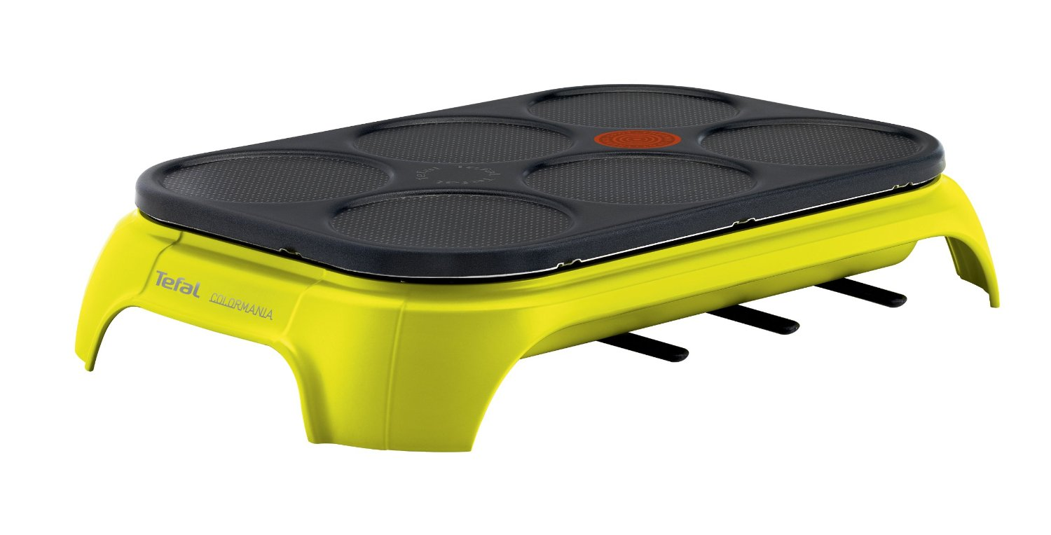 Tefal CrepParty Neo Color PY 5593