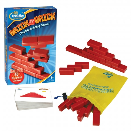 Think Fun Think Fun, Кирпичики Brick by brick Think Fun