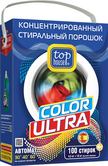 Top house 14308 Color Ultra 4.5кг Top house