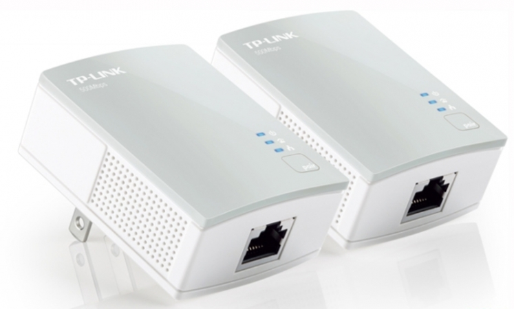 Powerline адаптер TP-LINK Nano TL-PA4010KIT