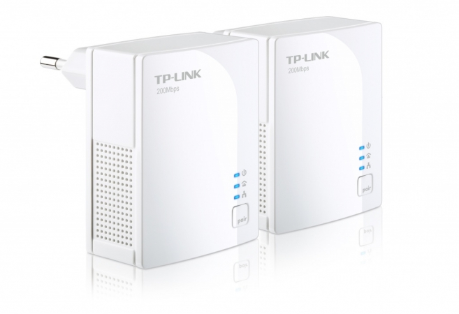 Powerline адаптер TP-LINK TL-PA2010KIT