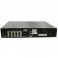 Video Control VC-T8USB, 2xHDD, LAN, 8xBNC in, VGA выход, 2хUSB, аудио 1x in/1x Video Control