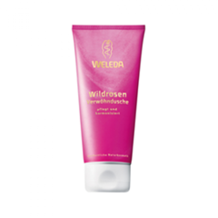 Weleda Wild Rose Creamy Body Wash (Объем 200 мл)