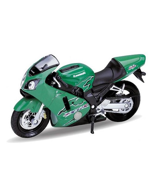 Welly Kawasaki 2001 Ninja 1:18 Welly