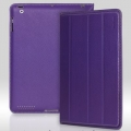 Чехол Yoobao модель ISMART LEATHER CASE IPAD2/IPAD3 PURPLE