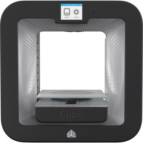 3D Systems Cube 3 Grey 391100