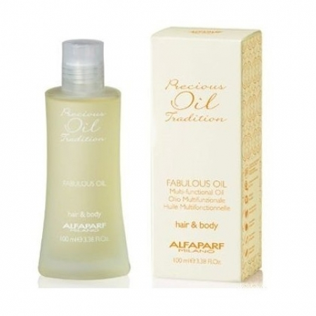 Alfaparf Milano Precious Oil Tradition Fabulous Oil Многофункциональное 100 мл
