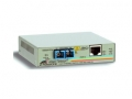 Allied Telesys Медиаконвертер Allied Telesis AT-FS202 10/100TX RJ-45 to 100FX SC 2 port