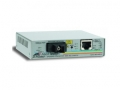 Allied Telesys Медиаконвертер Allied Telesis AT-FS238B/1-60 Single-fiber 10/100M bridging converter with 1550Tx/1310Rx 15km reach
