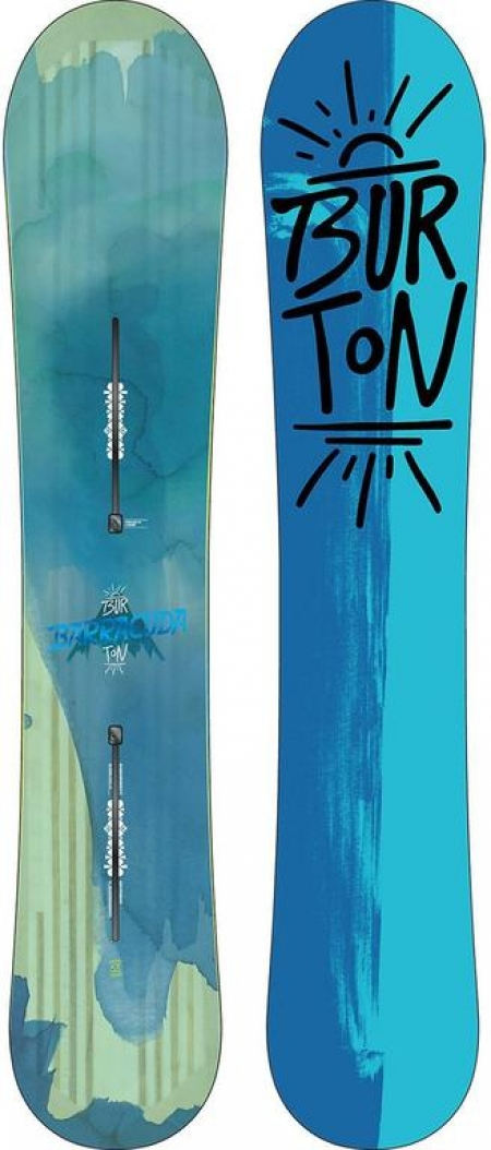 Burton Barracuda Assorted 2014-2015 165