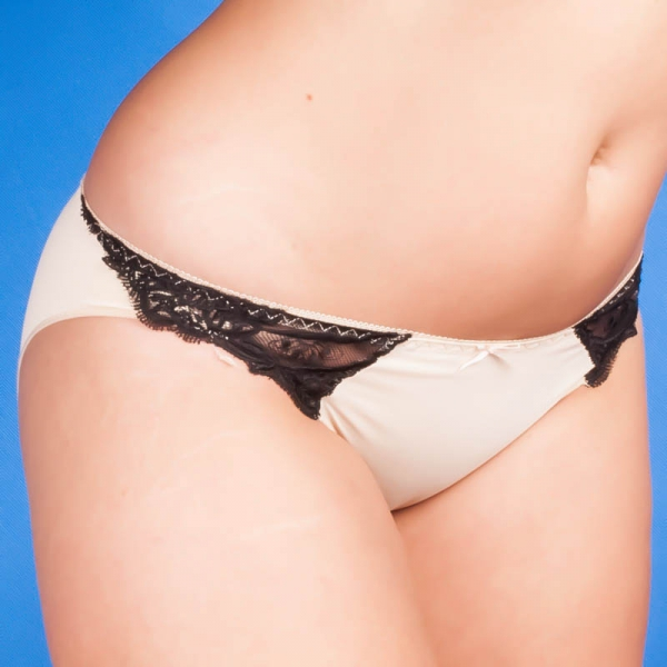 Бусики-Колечки Трусики слип Chantemely SL3105P