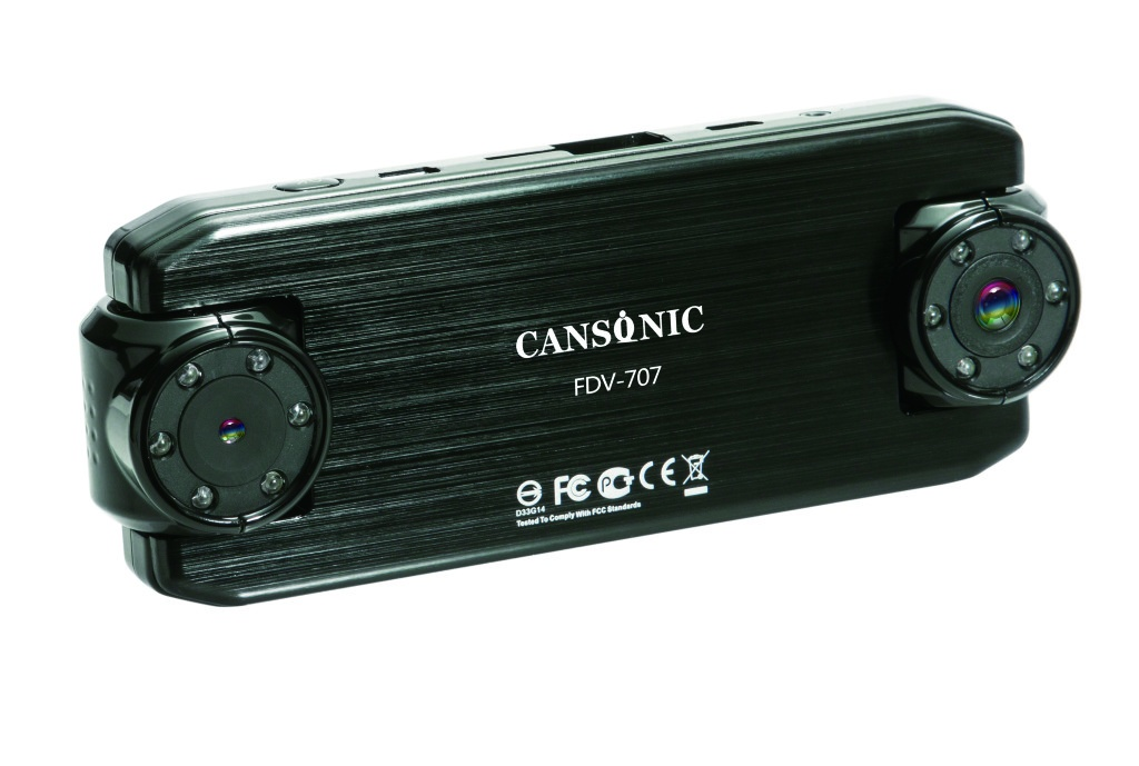 CANSONIC FDV-707 DUO Pro CANSONIC