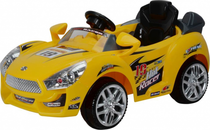 Carmella Hot Racer 639 Yellow Carmella