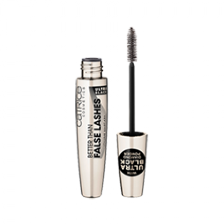 Catrice Better Than False Lashes Mascara Ultra Black (Цвет Ultra Black №C01 )