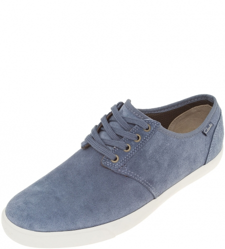 Clarks Clarks 20357613 denim blue sde