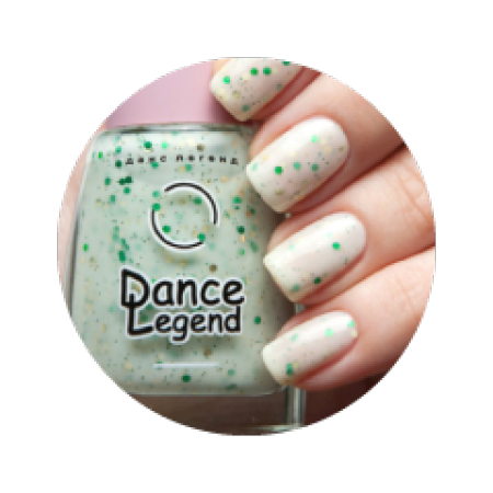 Dance Legend Fruity Milk 949 (Цвет Kiwi Smoothie Вес 20.00)