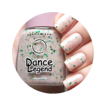 Dance Legend Fruity Milk 950 (Цвет Cream Brulee Вес 20.00)