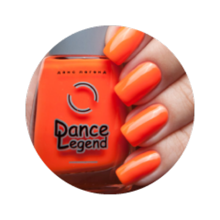 Dance Legend Neonic 820 (Цвет Orange's Boom Вес 20.00)