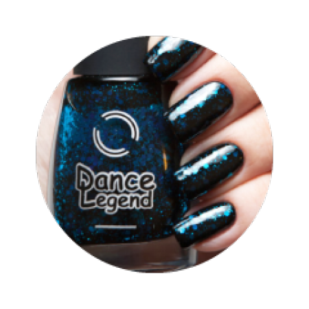 Dance Legend Rich Black 916 (Цвет Undersea Вес 20.00)