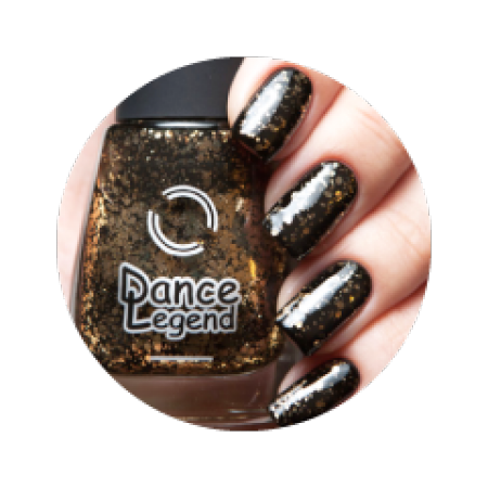 Dance Legend Rich Black 918 (Цвет Gold Rush Вес 20.00)