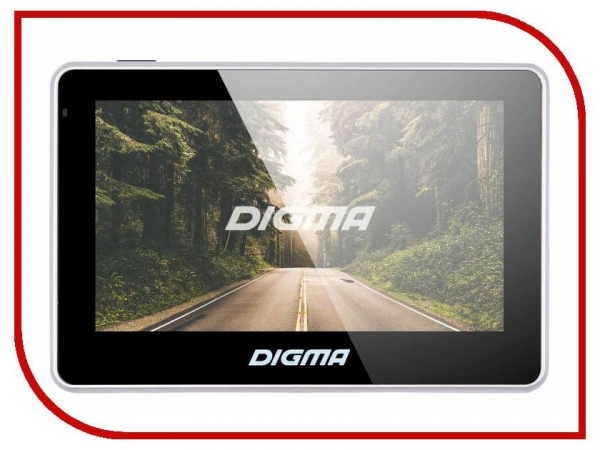 Навигатор Digma AllDrive 400 Black