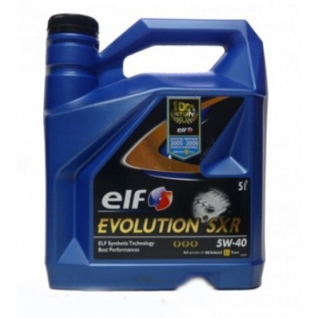 ELF Evolution SXR 5W40 1л