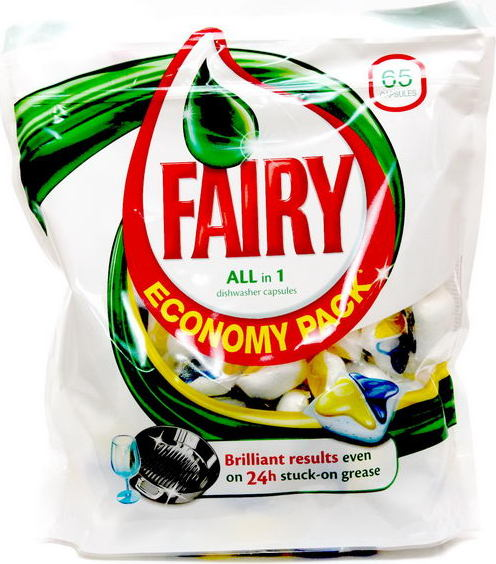 Fairy All in 1 65шт