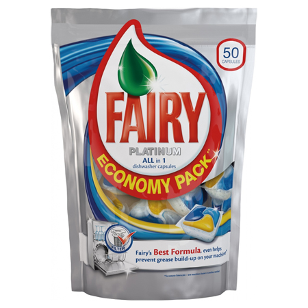 Fairy All in 1 26шт
