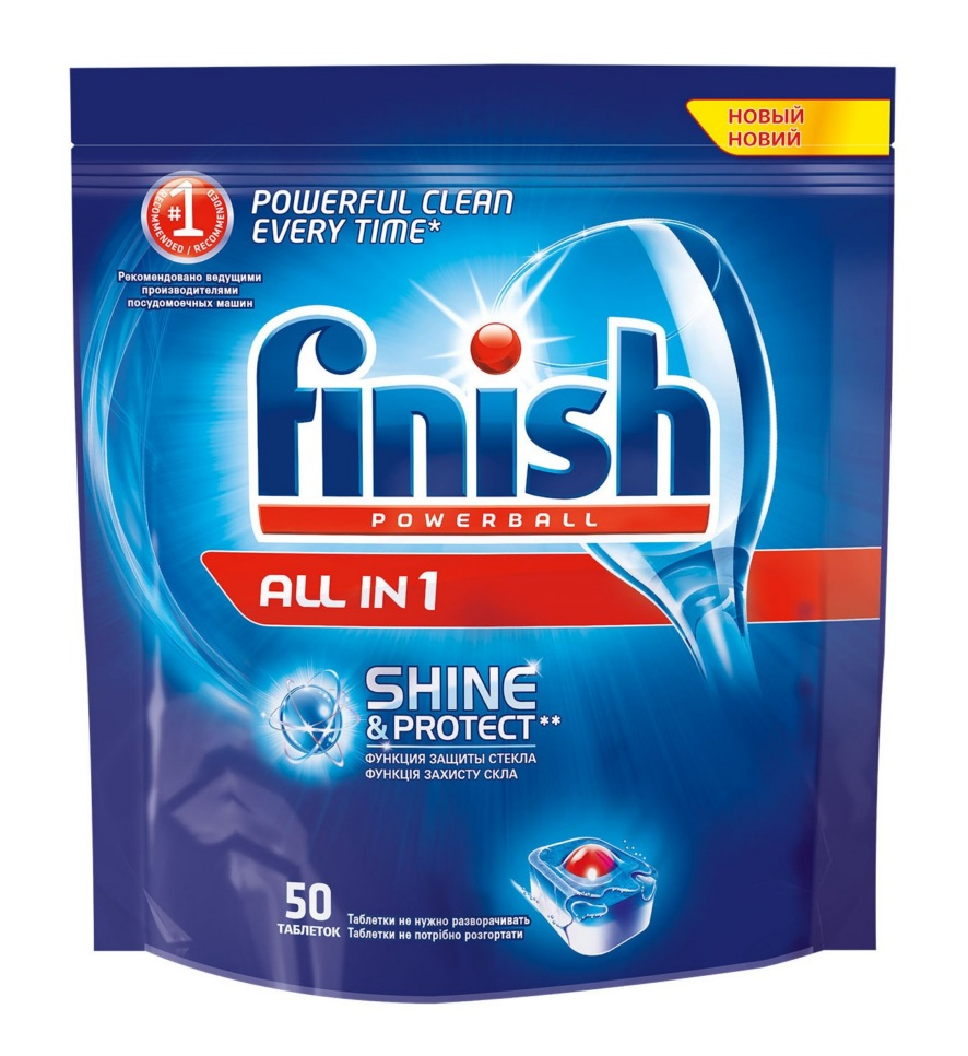 Finish Shine&Protect