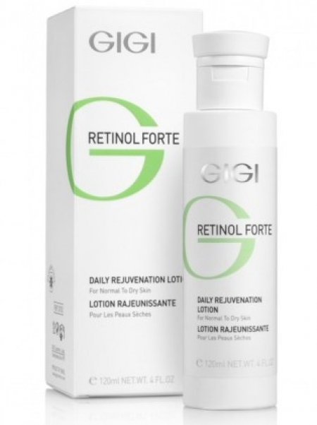 Gigi Daily Rejuvenation Lotion for Normal to Dry Skin