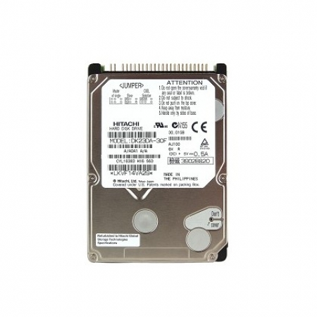 DRIVERS DELL LATITUDE V710 HITACHI DK23DA-20F MOBILE HARD DISK DRIVE