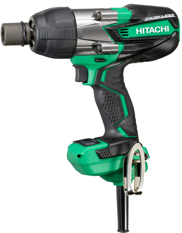 Гайковерт Hitachi WR14VE