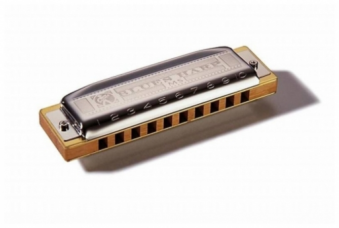 Губная гармошка Hohner модель BLUES HARP 532/20 MS D