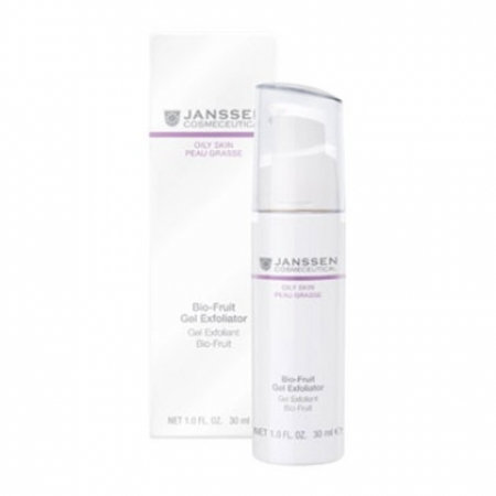 Janssen Bio-Fruit Gel Exfoliator, 30 мл.