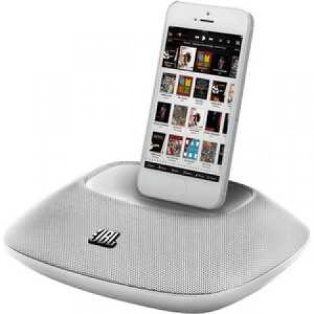 Док станция JBL модель ON BEAT MICRO LIGHTNING, WHITE