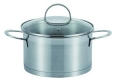 Jiangmen Shenhua Stainless Steel Cookware Manufactory Ltd Кастрюля Houstoni SH13253, 2.5 л