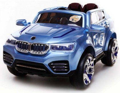 Kids Cars BMW X9 Leather Edition - KT6575
