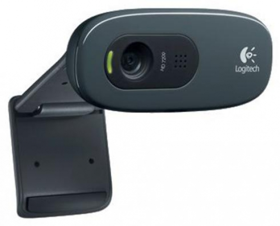 Веб-камера Logitech модель HD WEBCAM C270 (960-001063)