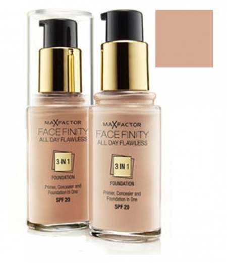Тональная основа Max Factor Facefinity All Day Flawless 3-in-1 тон 50 natural модель 81377977