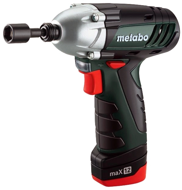 Metabo PowerMaxx SSD 2x2.0Ач 600093500