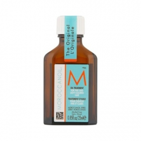 Moroccanoil Light Oil Treatment for Fine Light Colored Hair Восстанавливающее 25 мл