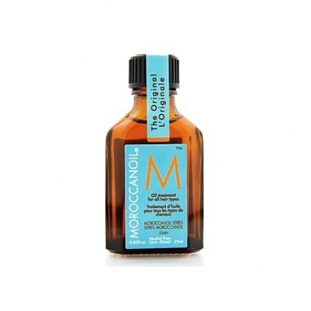 Moroccanoil Oil Treatment for All Hair Types Восстанавливающее 25 мл