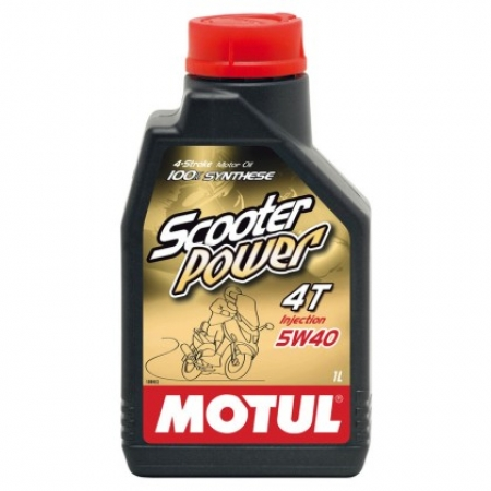 Motul Scooter Power 4Т 5w40 1 л 101260
