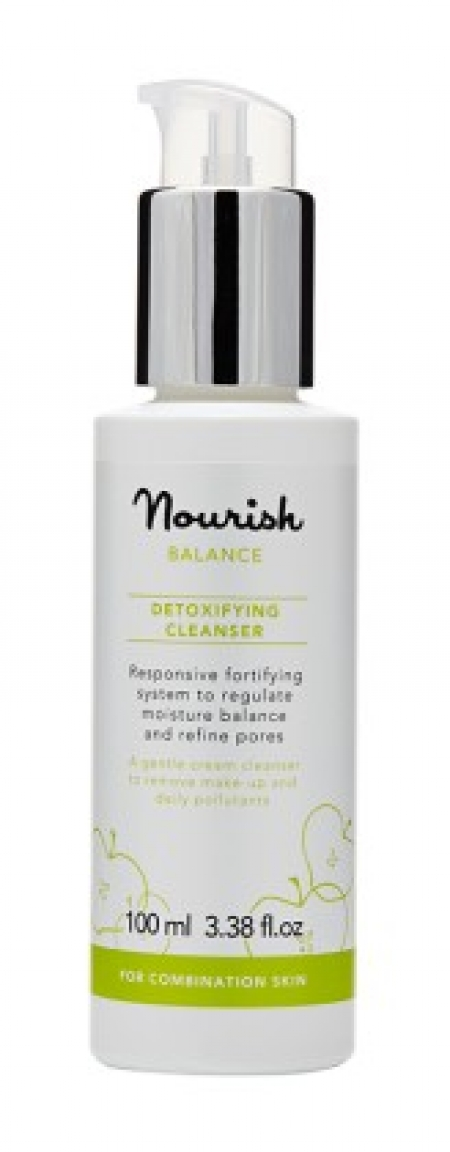 Nourish Balance Detoxifying Cleanser, 100 мл
