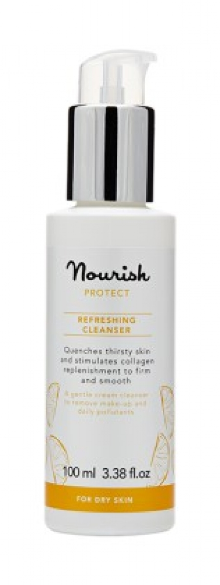Nourish Protect Refreshing Cleanser, 100 мл