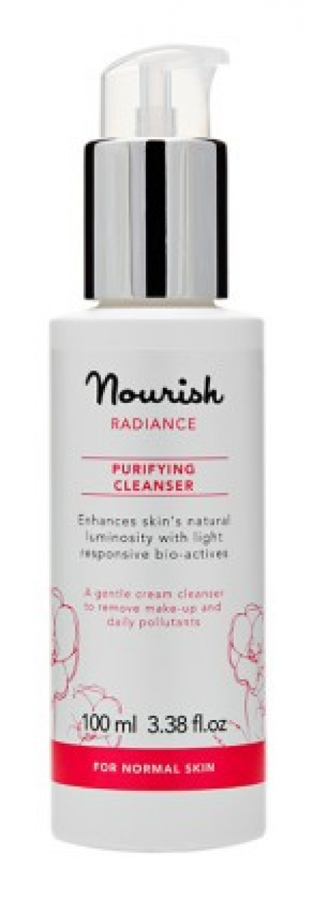 Nourish Radiance Purifying Cleanser, 100 мл