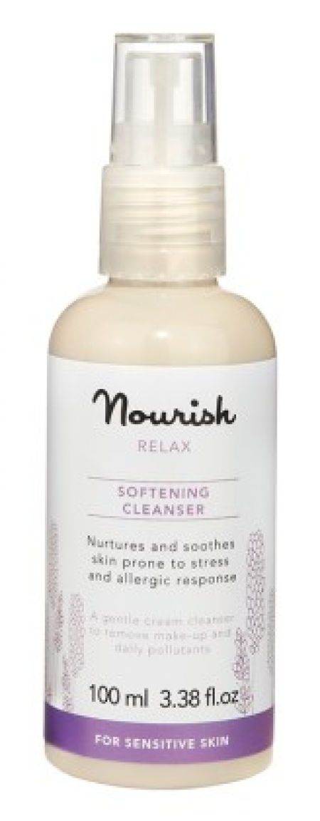 Nourish Relax Softening Cleanser, 100 мл