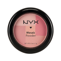 NYX Mosaic Powder Blush 06 (Цвет Rosey)