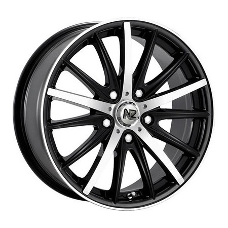 NZ Wheels  SH641 6.5x15/4x98 D58.6 ET35 BKF